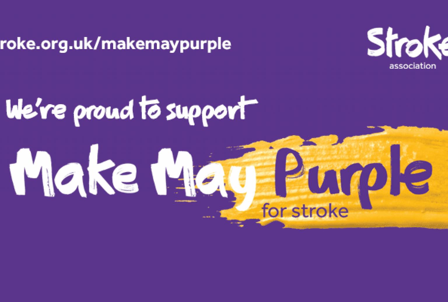 Make May Purple