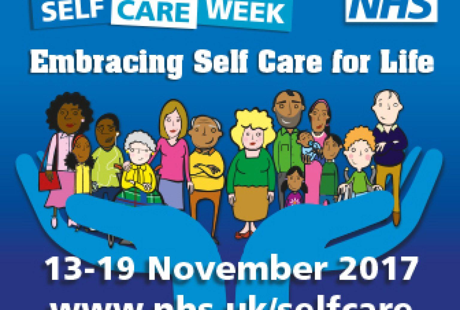 Self Care Week 2017